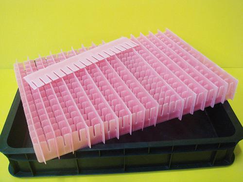 pp瓦楞板製品 隔板、刀卡