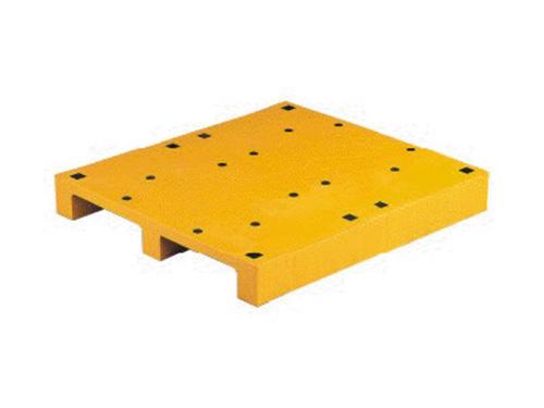 塑膠棧板   PII型 單面川字型二方插密面棧板