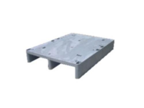 塑膠棧板   EPII型 單面二方插密面棧板