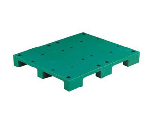塑膠棧板    NII型 單面四方插密面棧板