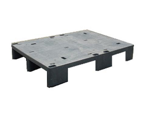 塑膠棧板    ENII型 單面四方插密面棧板