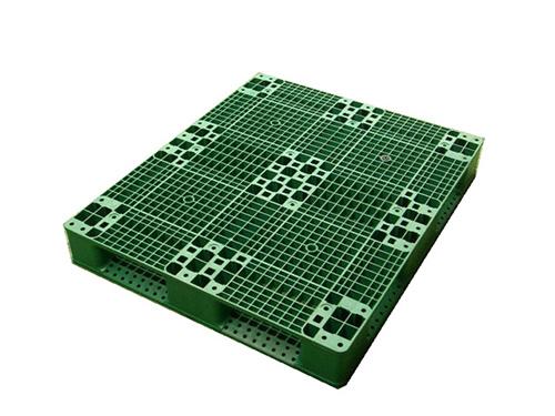 塑膠棧板    AR4型 雙面四方插網面棧板
