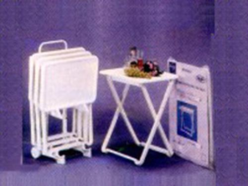 折疊餐桌組